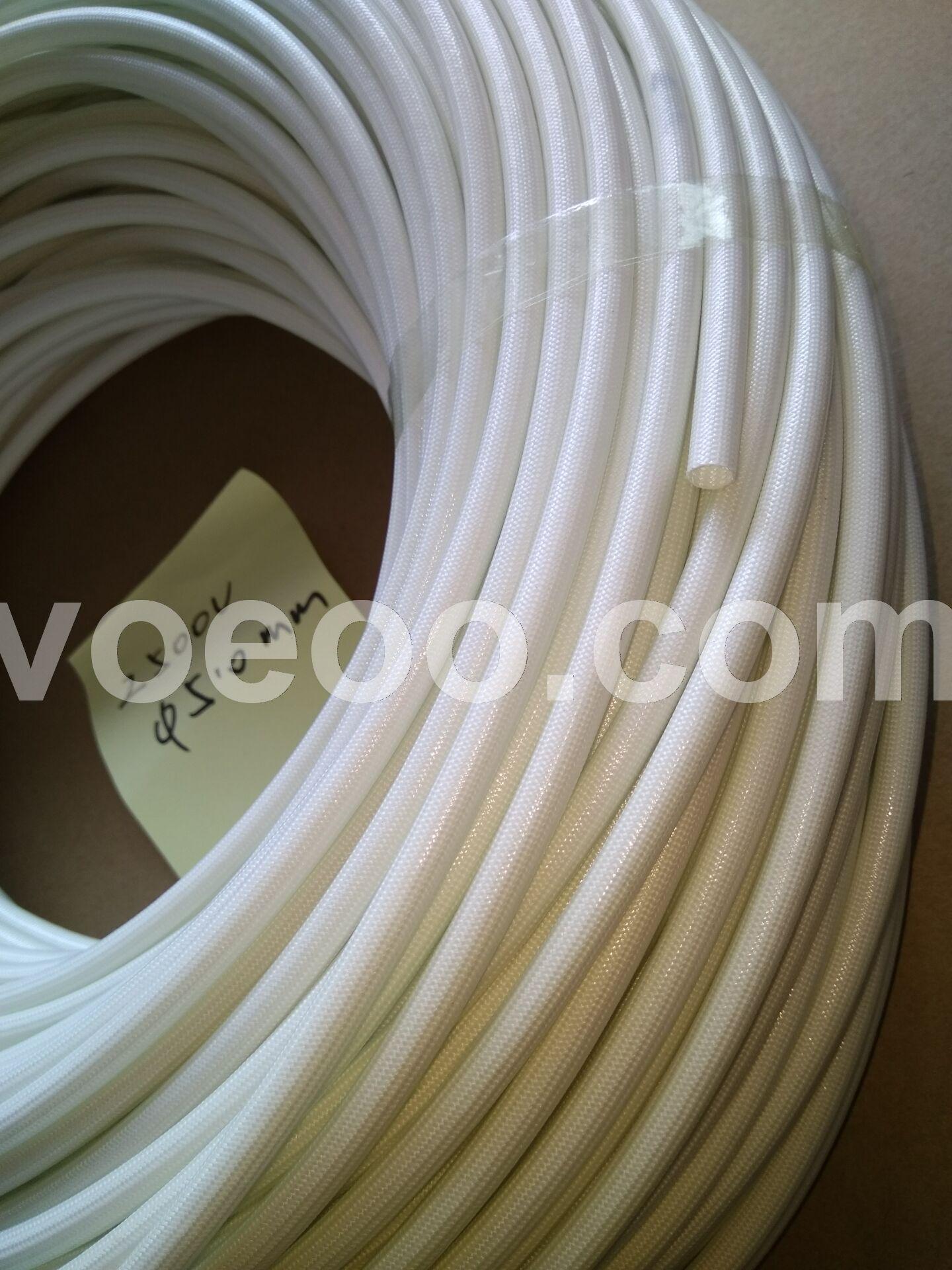 200℃硅树脂玻璃纤维套管